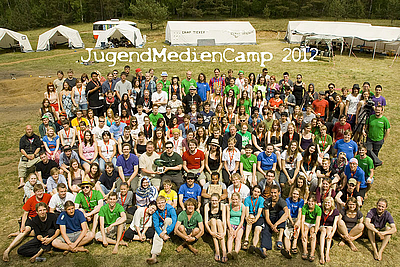 Jugendmediencamp 2012